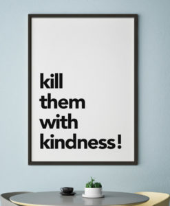 with_kindness