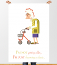 Not getting older – Lady